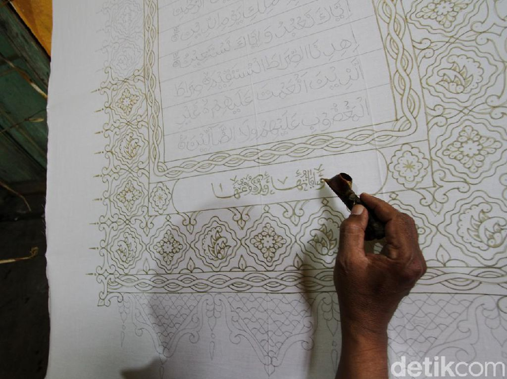 Cara Membedakan Batik Tulis dengan Batik Cap dan Print