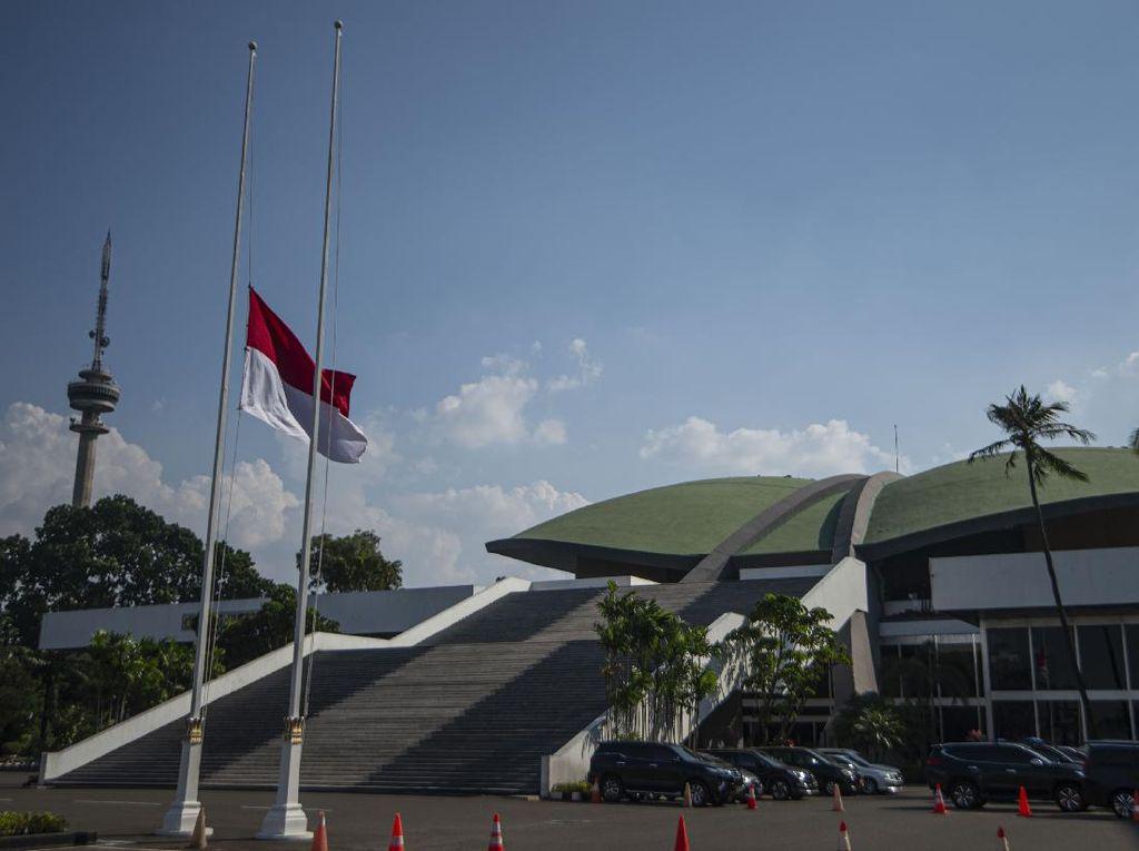 Geger Gedung Wakil Rakyat Dijual Usai Sahnya UU Kontroversial