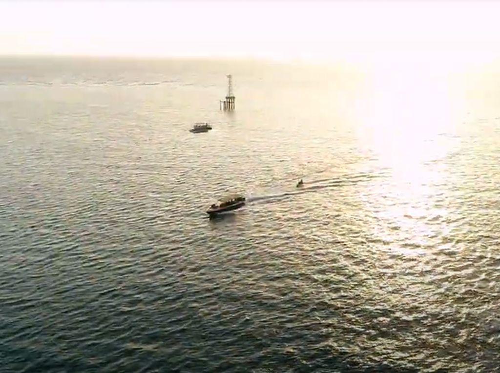 My Trip My Adventure: Main Paddle Board Keliling Pulau Samalona