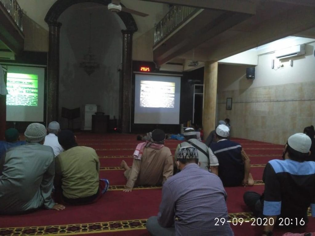Sekilas Jatim: MeMiles Hingga Nobar G30S/PKI di Masjid Malang