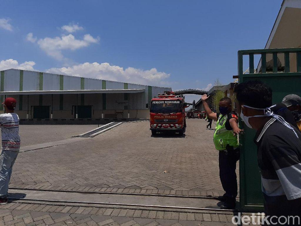Pabrik Pengolahan Kayu di Probolinggo Terbakar, Dua Karyawan Tewas