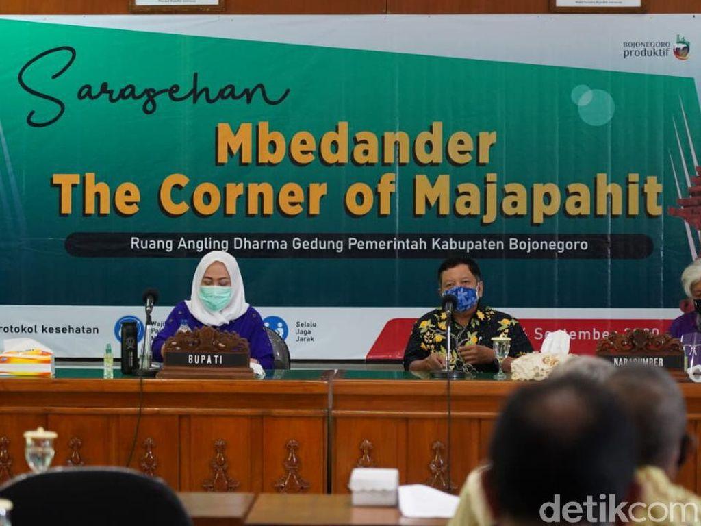 Menggali Sejarah Majapahit di Bojonegoro