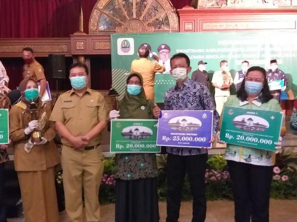 Kota Bogor Borong 5 Penghargaan Sekaligus di Bidang Kesehatan