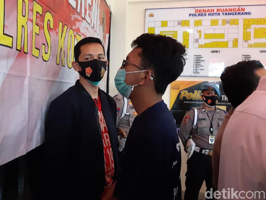 Polisi Sebut Pencoret Musala Saya Kafir di Tangerang Alami Tekanan Jiwa