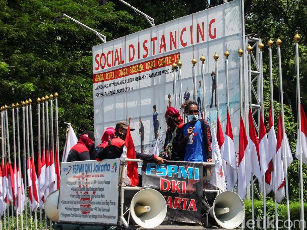 Rencana Buruh Mogok di Tengah Pandemi Dinilai Kurang Pas