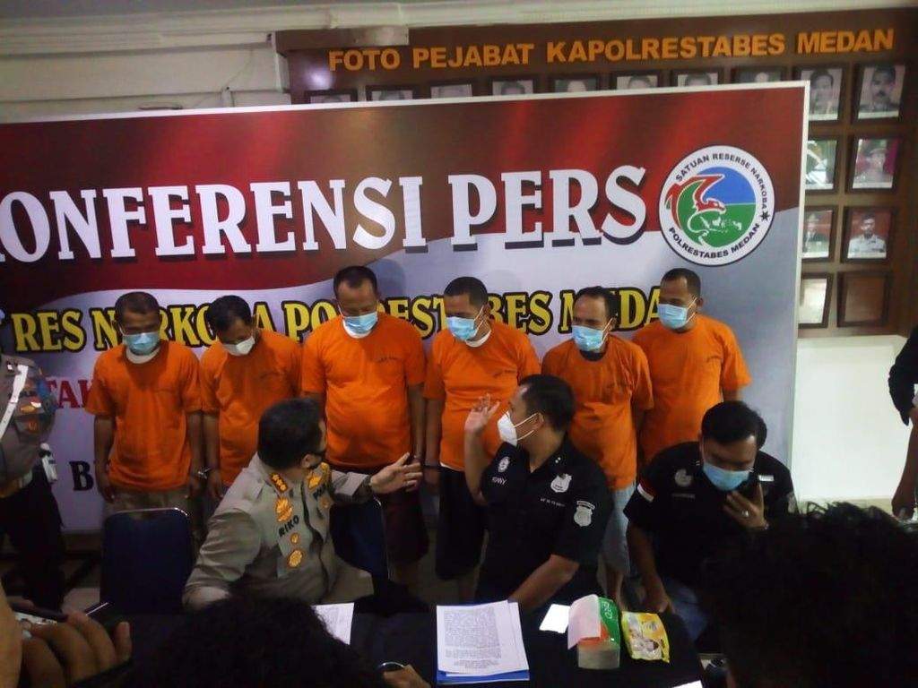 Pesta Narkoba, Oknum Pejabat Aceh Tenggara Ditangkap Usai Dugem di Medan