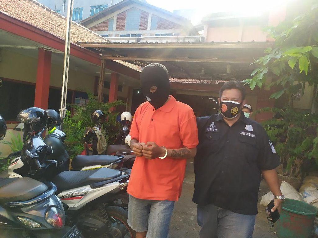 Pencuri Viral Kotak Amal Berjaket Ojol di Mampang Sudah 2 Kali Aksi