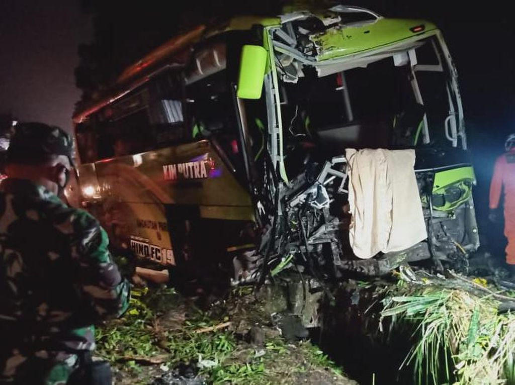 Update Korban Kecelakaan Maut di Wonosobo: 4 Orang Tewas, 1 Luka Berat