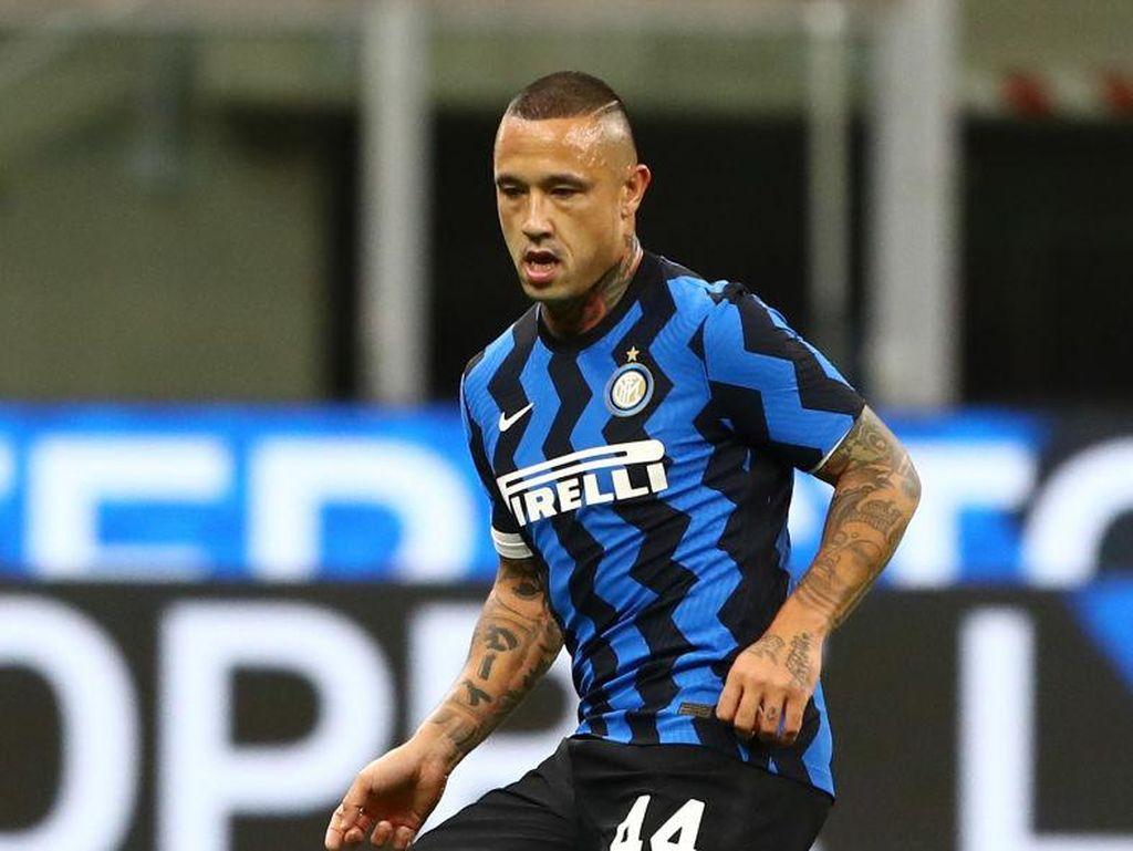 Nainggolan Sakit Hati Banget sama Conte di Inter