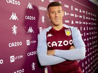 Chelsea Pinjamkan Ross Barkley ke Aston Villa