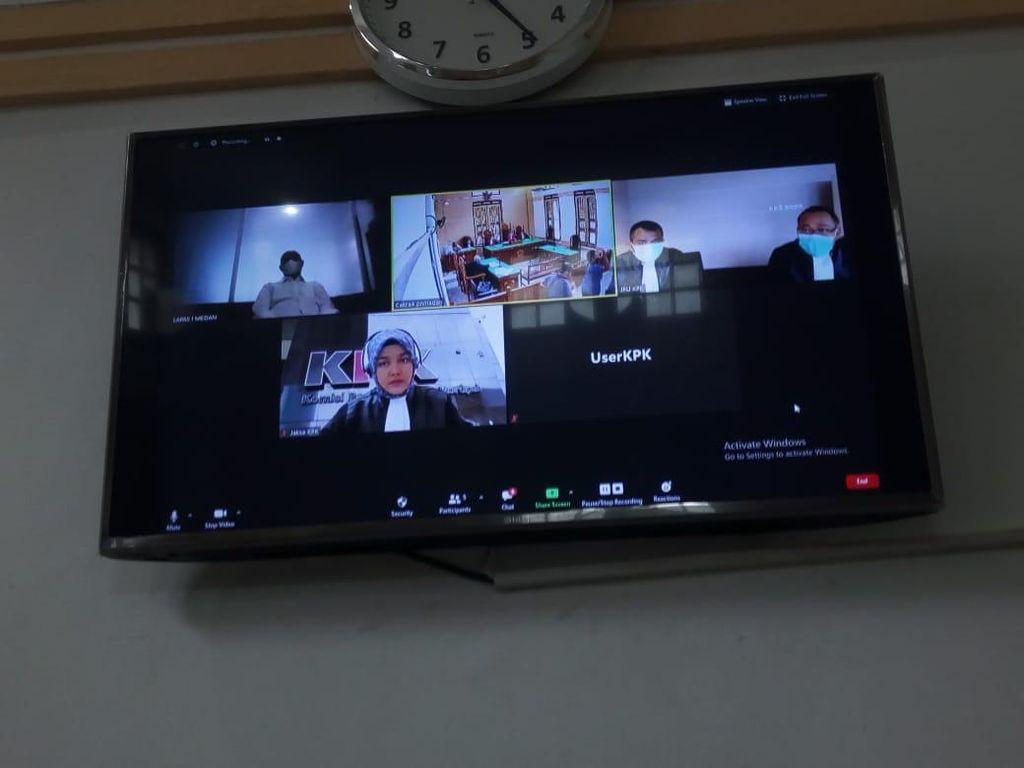 Ajukan PK Vonis 6 Tahun, Walkot Medan Nonaktif Dzulmi Eldin Minta Dibebaskan