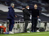 Mourinho-Lampard Enggak Ribut Kok, Cuma Lagi Senang-senang Saja