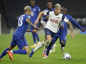 Tottenham Vs Chelsea: Spurs Menang Adu Penalti di Piala Liga Inggris