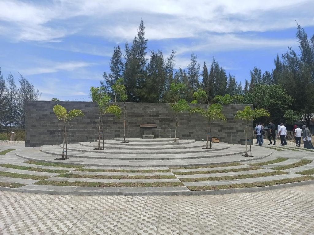 Banda Aceh Miliki Tempat Wisata Baru, Tugu Nol Kilometer