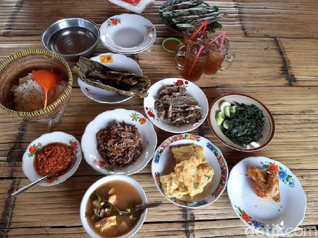 Warung Makan di Tangerang hingga Penyebab Berat Badan Sulit Turun