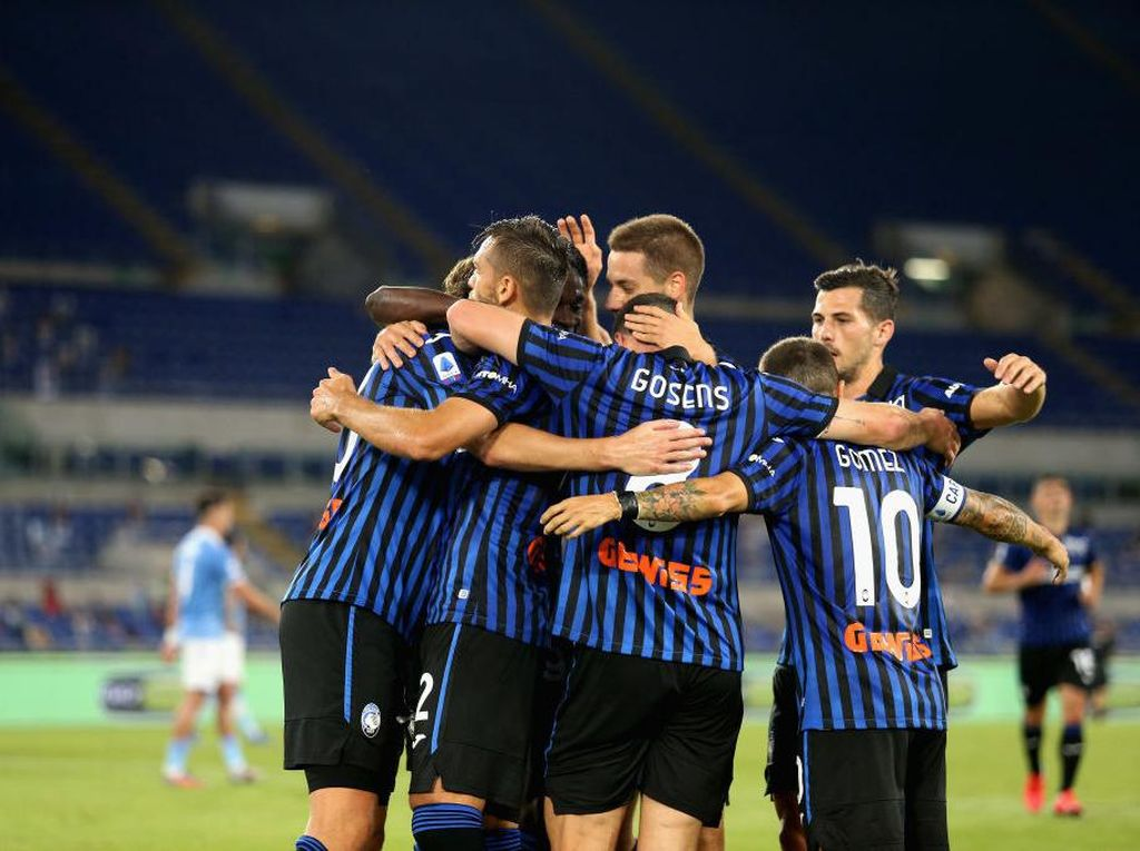 Video Atalanta Hancurkan Lazio 4-1