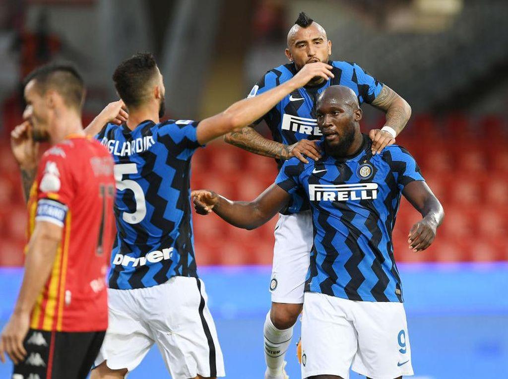 Waspada! Inter Ngamuk di Liga Italia