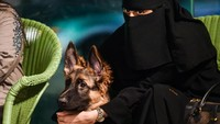 Arab Saudi Punya Kafe Ramah Anjing