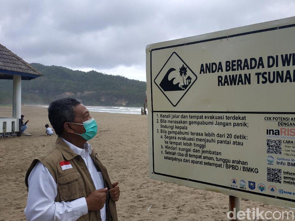 Potensi Tsunami 20 Meter: Warga Pacitan Siaga Hingga Minta Tambah Sirene