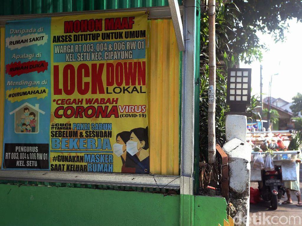 Isu Lockdown Total di Akhir Pekan, Kemenkes: Itu Hoax!