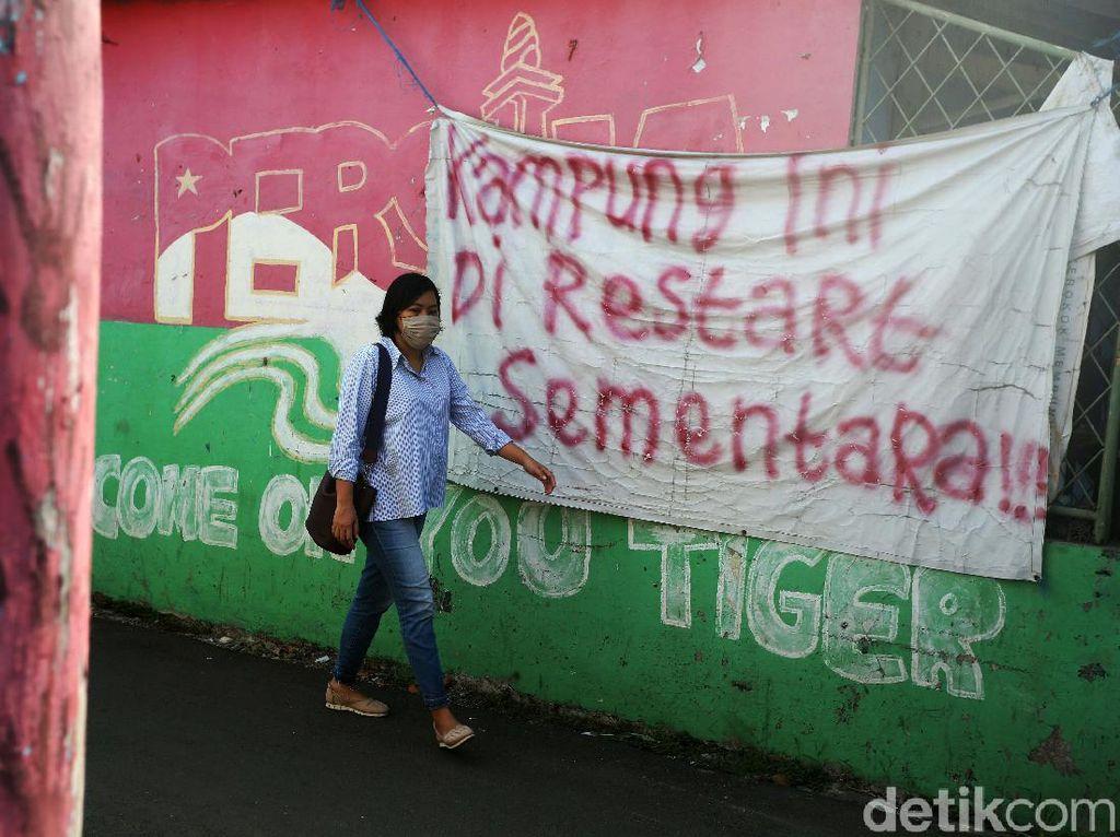 Ada 10 Zona Merah di RI, Tangsel Satu-satunya di Pulau Jawa