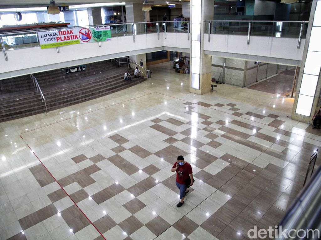 5 Info PSBB Transisi Jakarta yang Diberlakukan Senin Besok