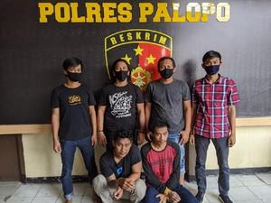 Keroyok Anggota TNI Pakai Parang, 2 Pemabuk Ballo di Palopo Ditangkap