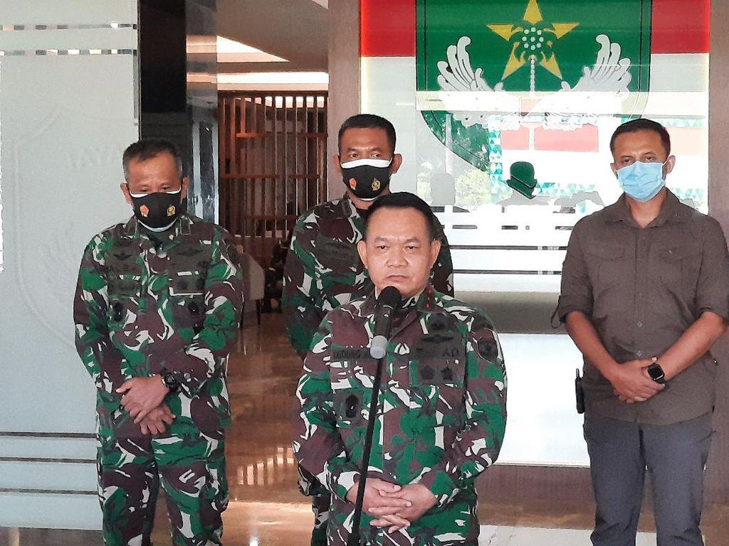 Sowannya FPI ke Pangdam Jaya Sebelum Urusan Baliho HRS Mengemuka