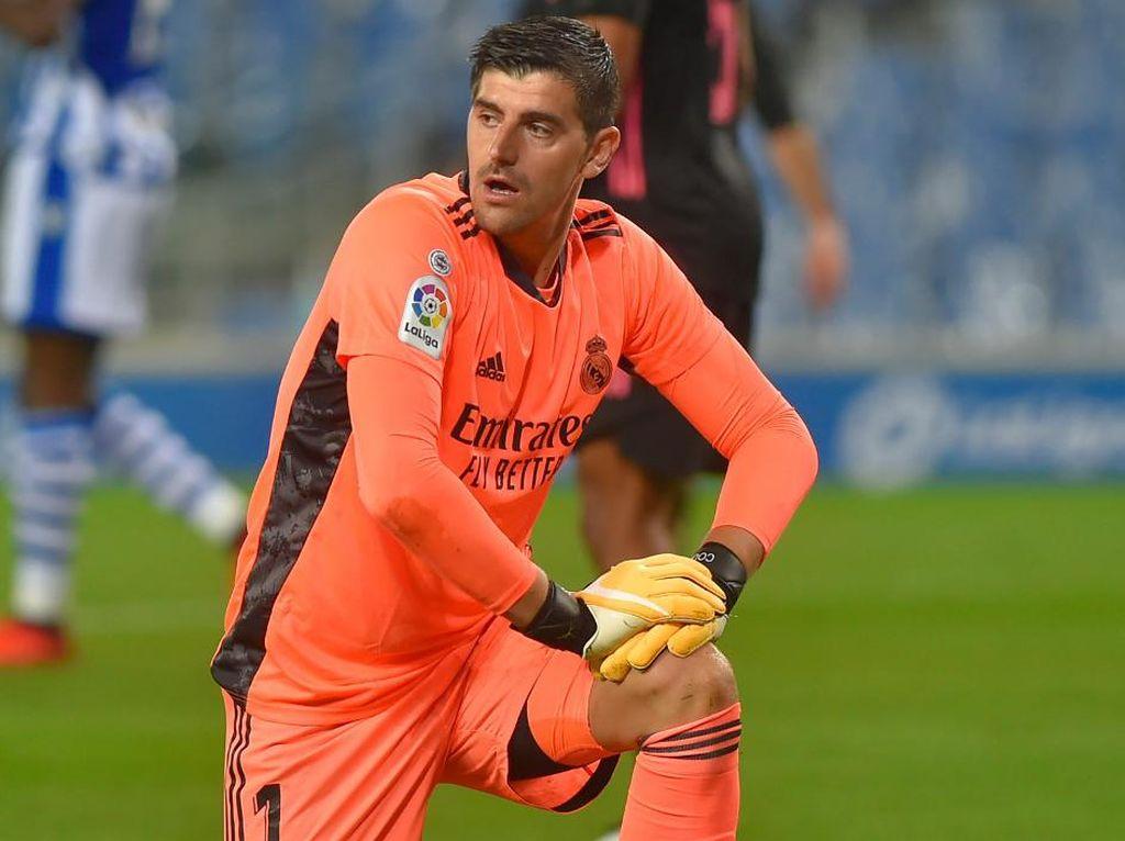 Madrid Kembali Diselamatkan Courtois
