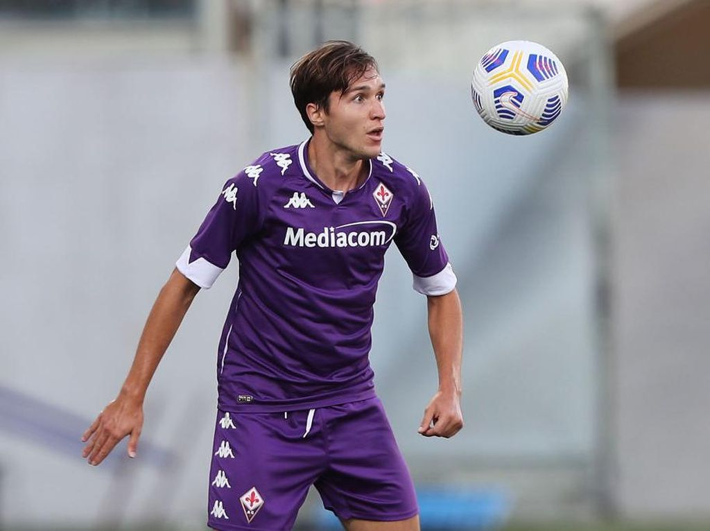 Federico Chiesa Resmi Bergabung dengan Juventus