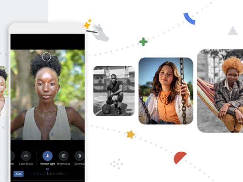 Fitur Baru Google Photos Punya Edit Foto Lebih Canggih