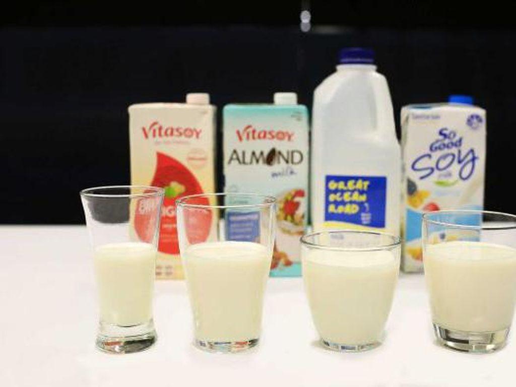 Hewani Atau Nabati: Susu Apa yang Paling Baik Bagi Kesehatan?