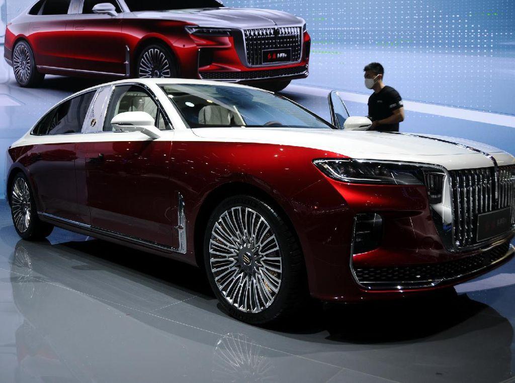 China Bikin Mobil untuk Kalangan VIP, Semewah Apa Sih?