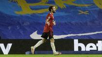 Video Assist Ciamik Van de Beek untuk Gol Juan Mata