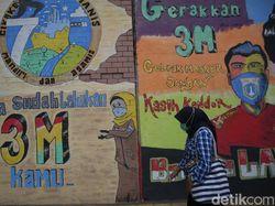 Update Corona Indonesia 20 Oktober: Tambah 3.602, Positif 368.842