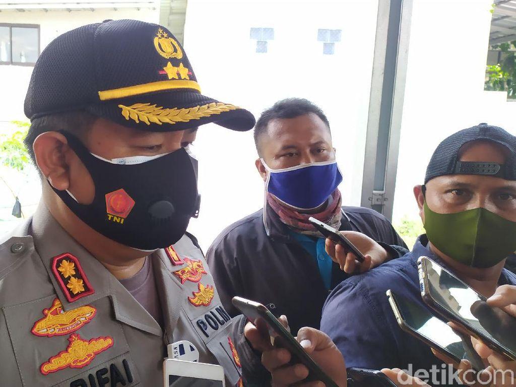 Paslon Langgar Prokes Saat Kampanye, Kapolres Cianjur: Kita Bubarkan!