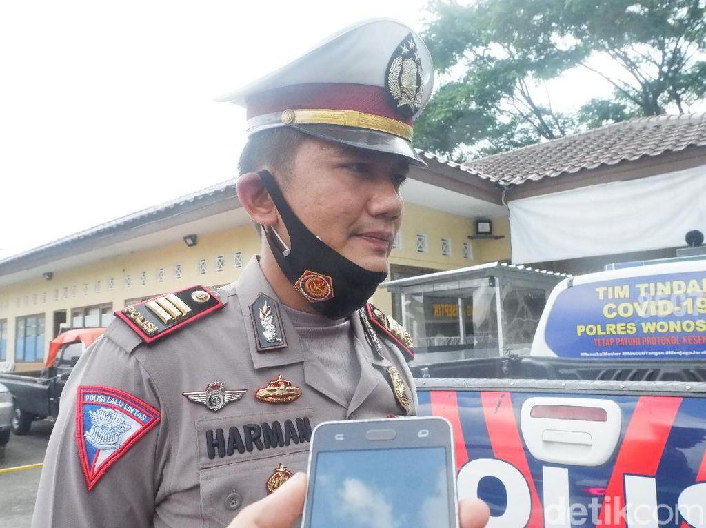 Polisi Wonosobo Periksa Saksi Kecelakaan Maut yang Tewaskan 5 Orang
