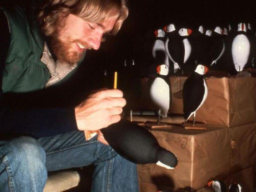Penyelamat Burung Laut di Seluruh Dunia dalam Foto