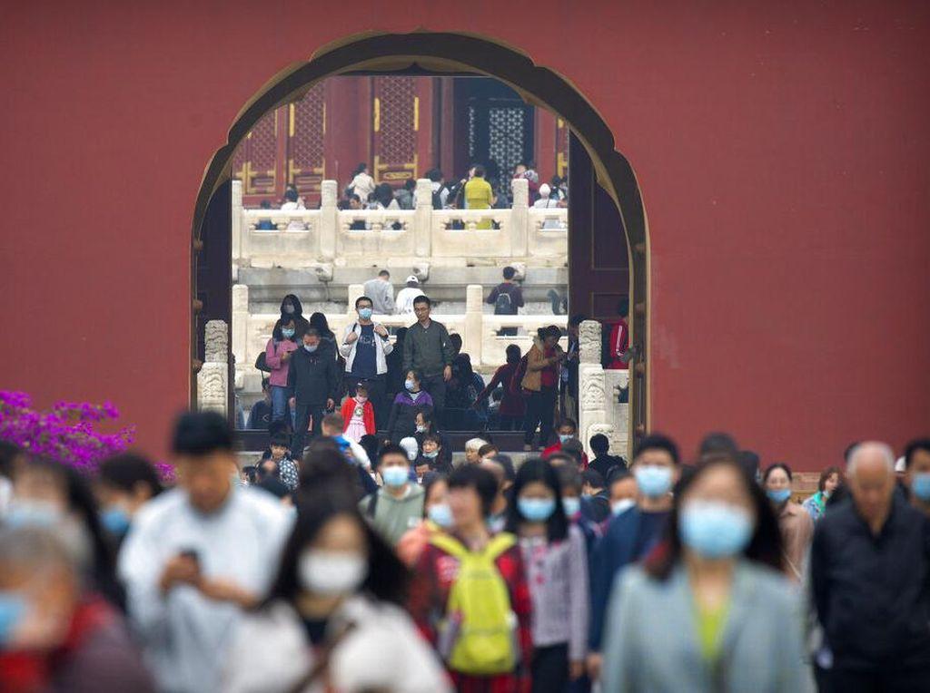 Was-was Corona Balik Lagi, China Tutup PIntu untuk Traveler dari Negara Ini