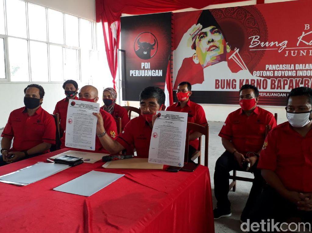 Beda Arah Politik Bupati Semarang-PDIP di Pilkada Berujung Pemecatan