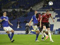 Piala Liga Inggris: Man United Gebuk Brighton 3-0