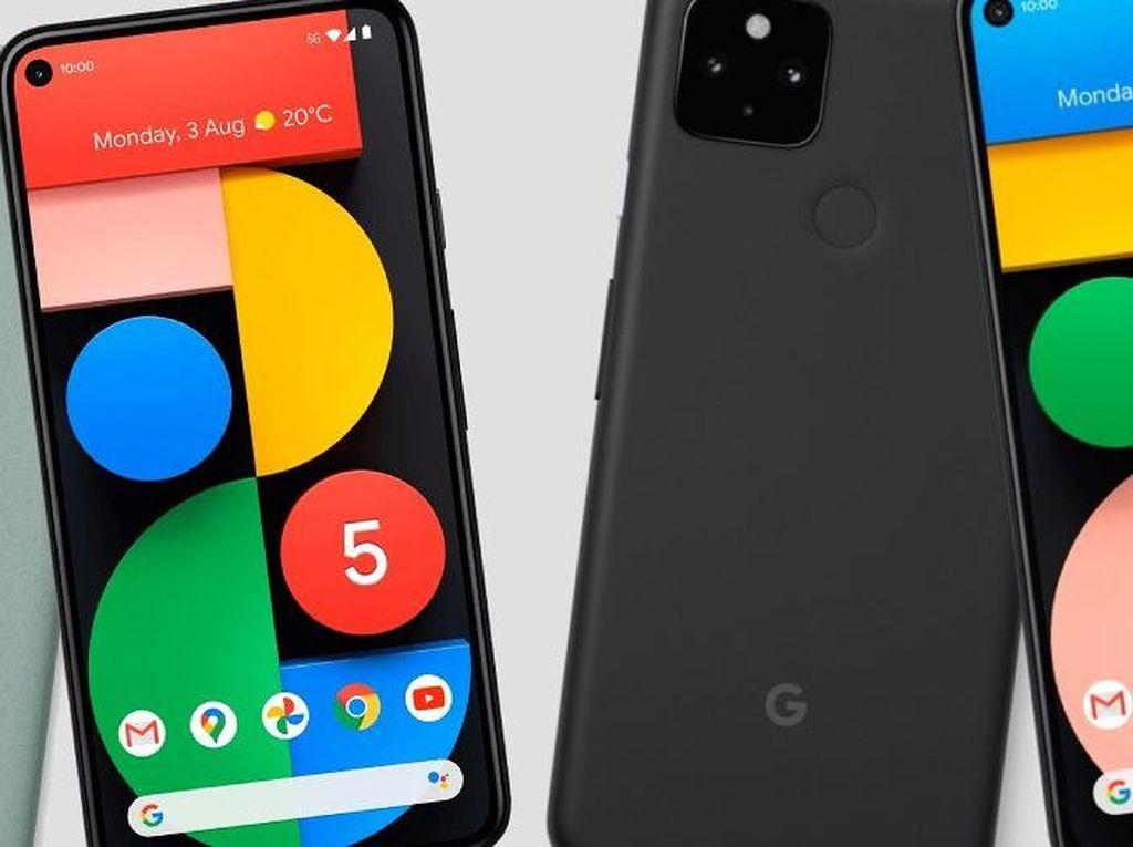 Google Tak Yakin Ponsel Pixel 5 Laku Keras, Kenapa?