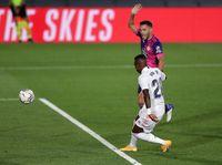 Madrid Vs Valladolid: Vinicius Menangkan Los Blancos