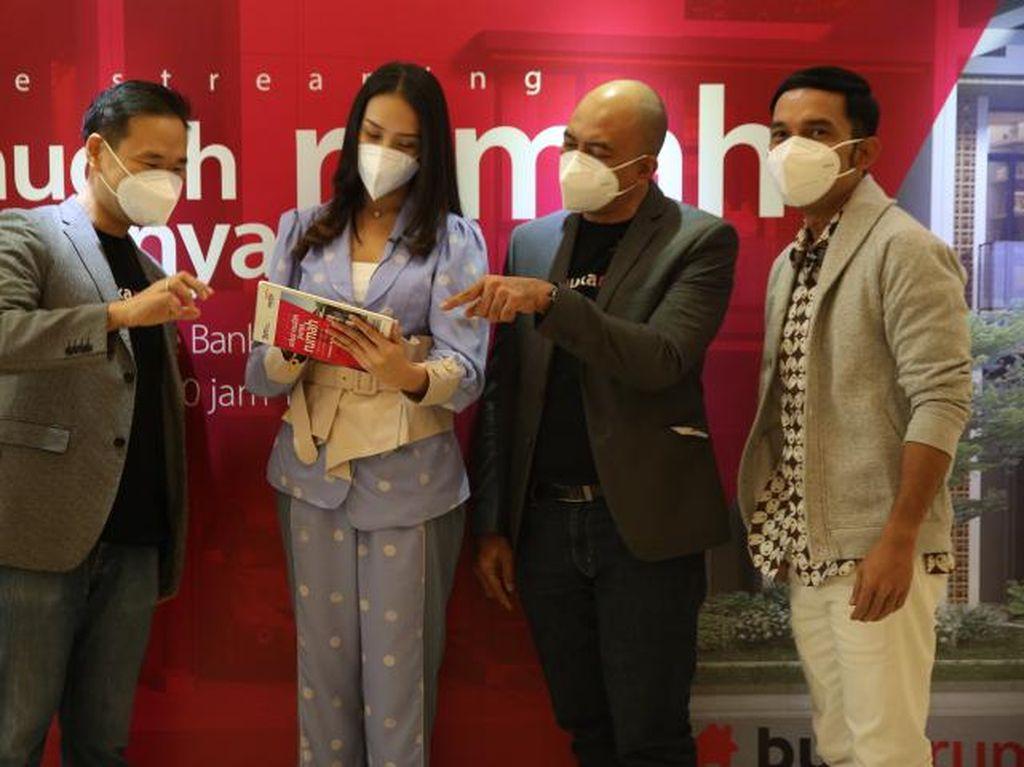 Talkshow Solusi Punya Rumah di Masa Pandemi