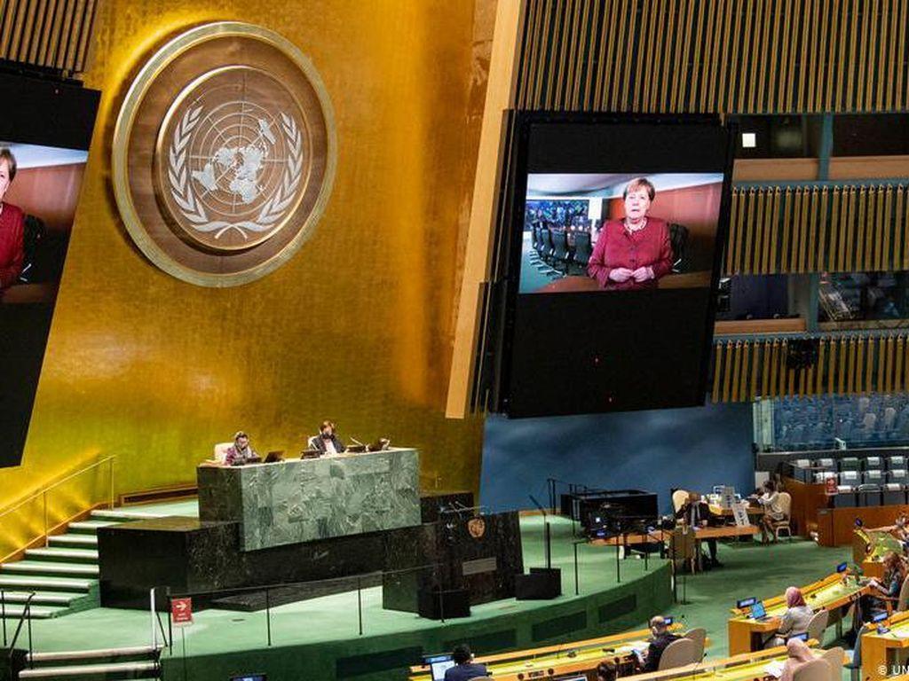 Angela Merkel di Majelis Umum PBB: Jalan Panjang untuk Hak-Hak Perempuan