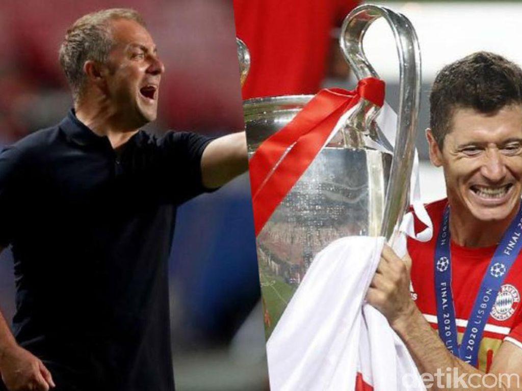Dominasi Liga Champions, Bayern Munich Raih 4 Penghargaan