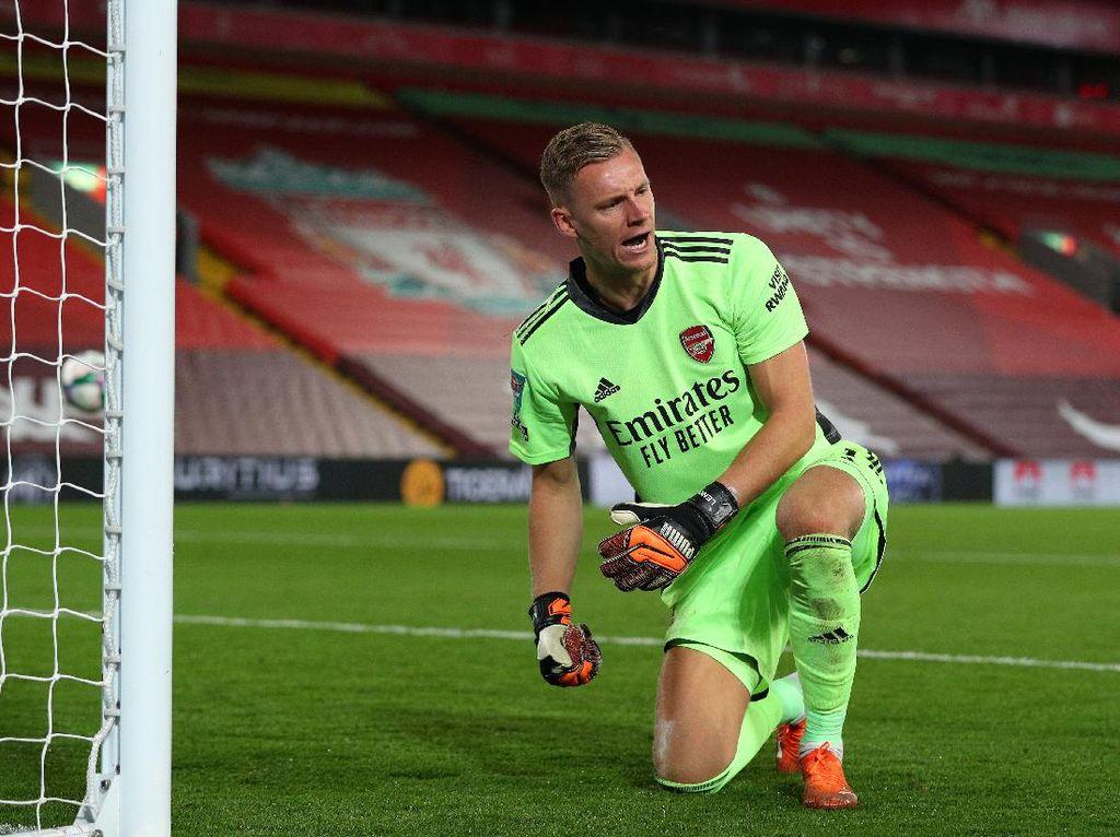 Liverpool Disingkirkan Arsenal, Klopp Bilang Begini soal Leno
