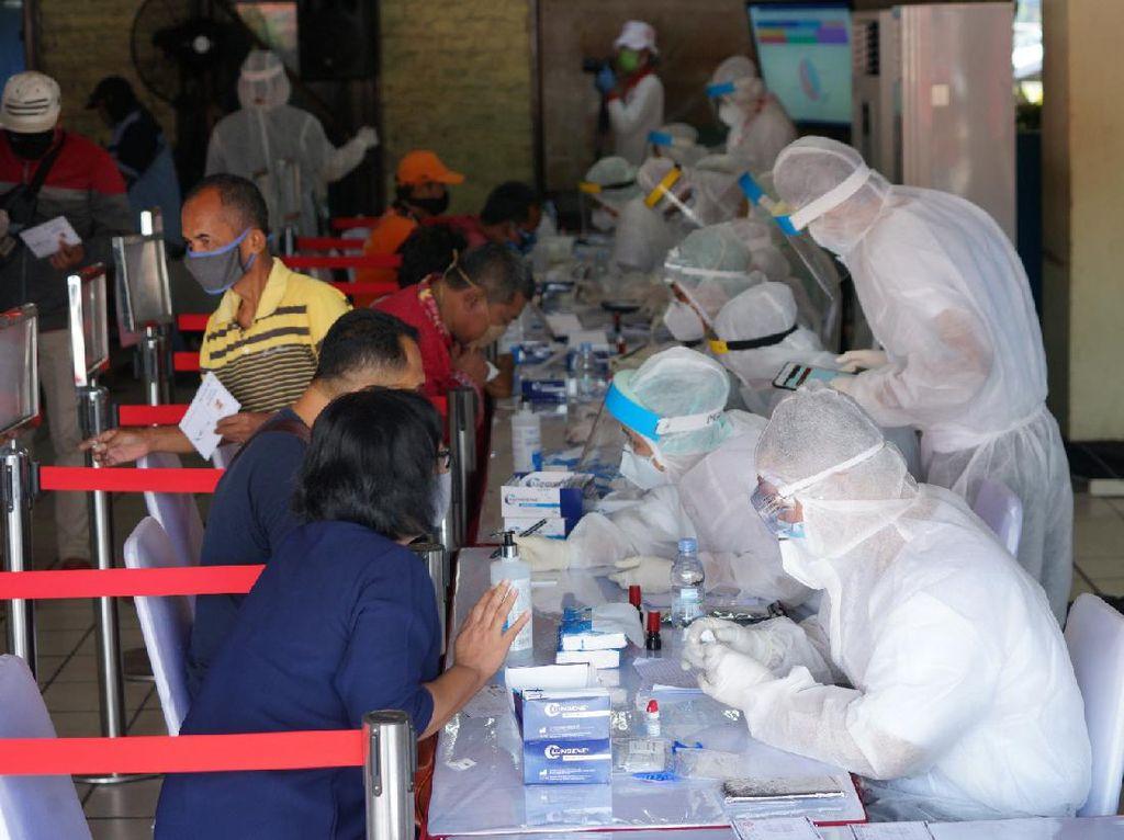 Selama Gelar Tes Swab Massal di Surabaya, BIN Temukan 1.702 Warga Positif