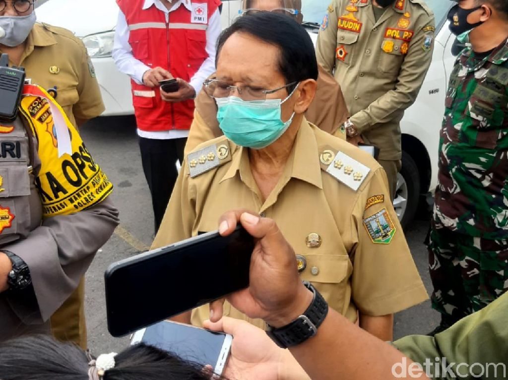 Dipecat PDIP Gegara Istri Nyabup Lewat Partai Lain, Bupati Semarang Buka Suara