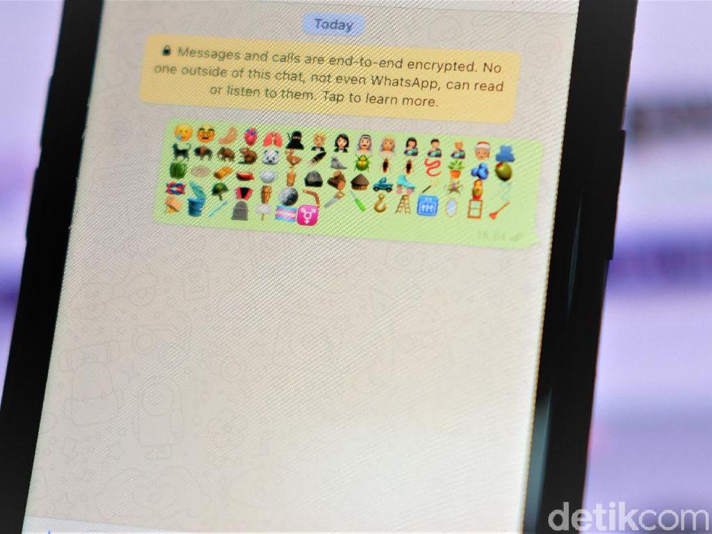 Emoji Baru di iOS 14.2, Ada Sandal Jepit, Kecoa Sampai Teh Boba